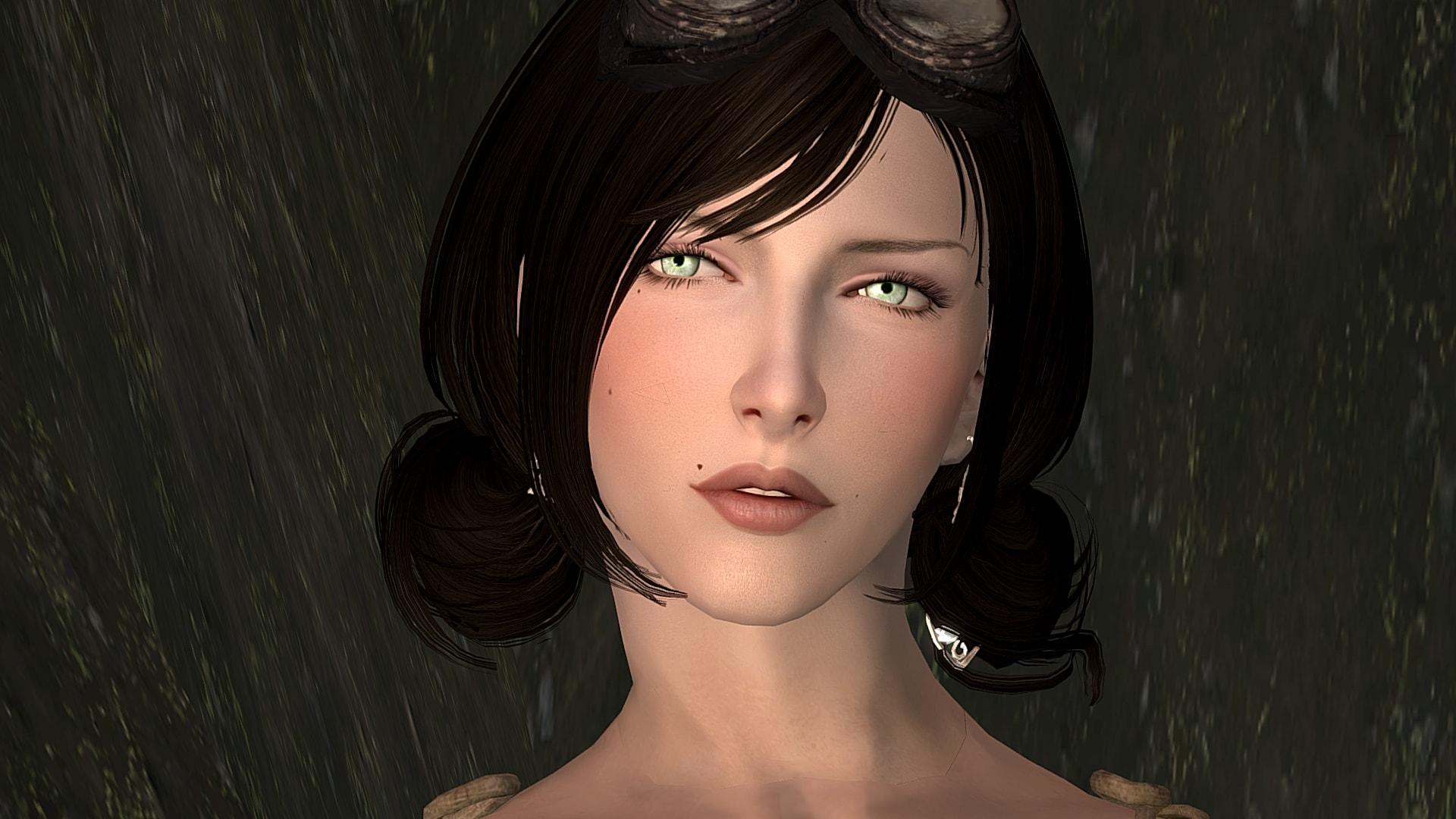 Female Facial - Telegraph