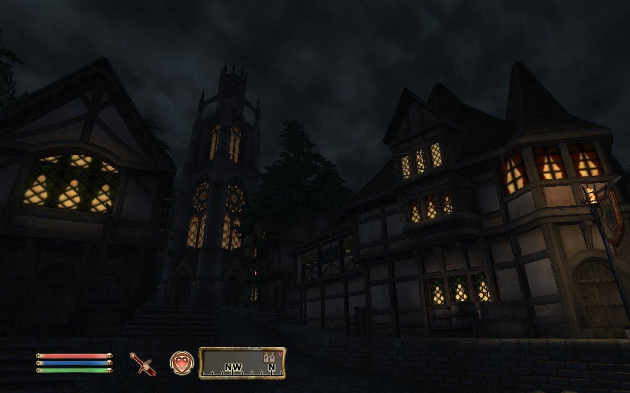 illumination within oblivion