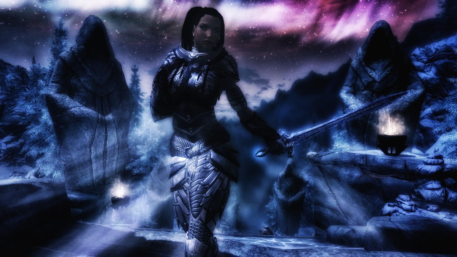мечи от джейсуса скайрим