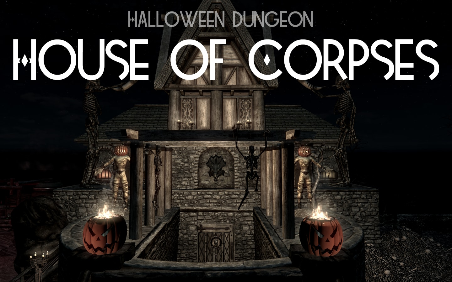 House of Corpses (Halloween dungeon)