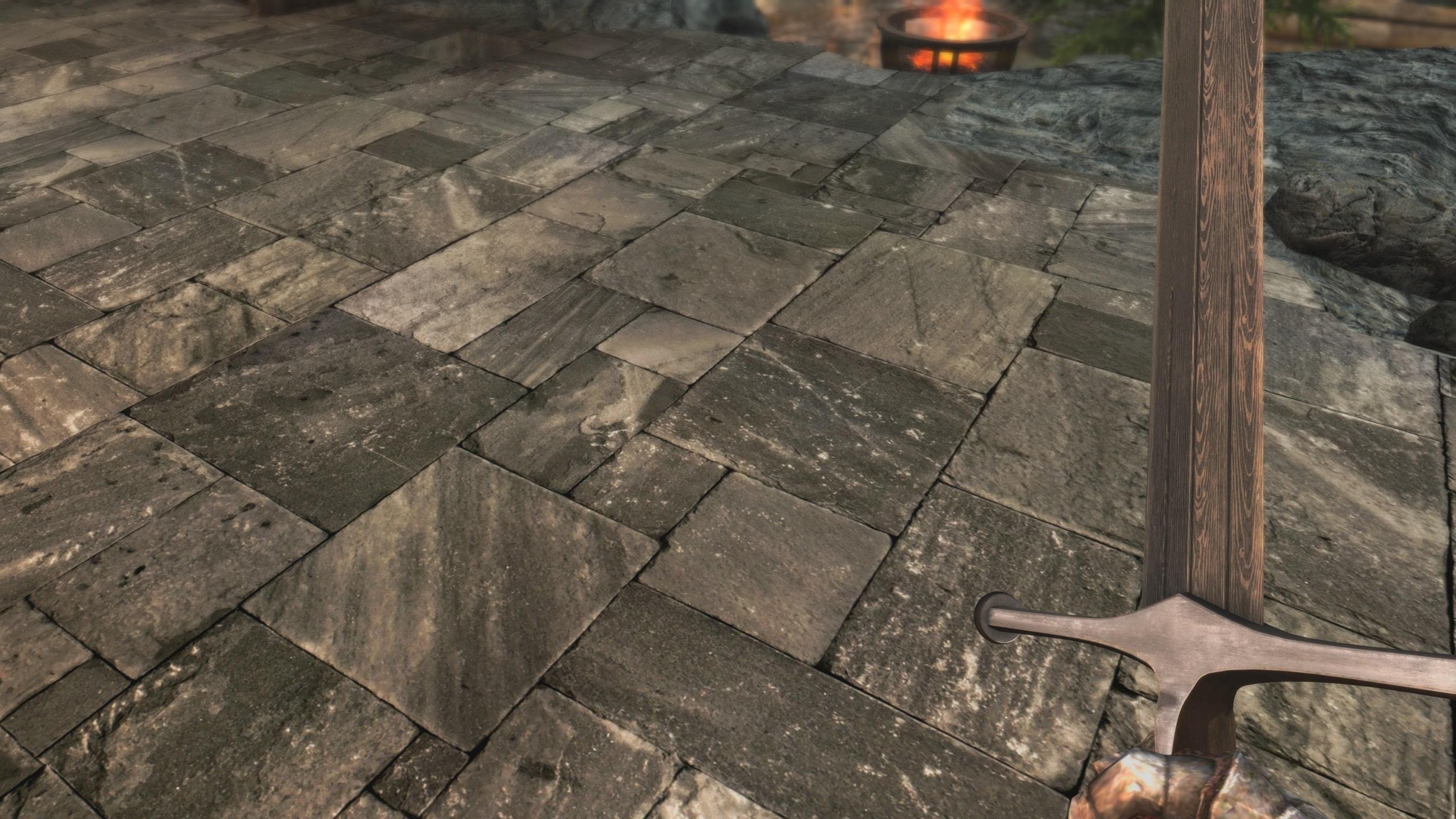 лед нэда старка меч игра престолов скайрим