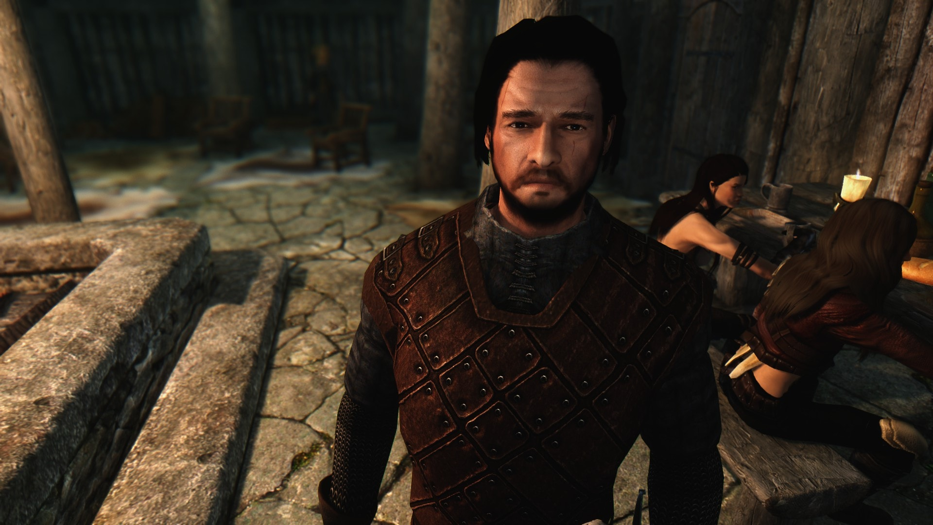 Jon Snow follower from HBO Game of Thrones | Напарник - Джон Сноу