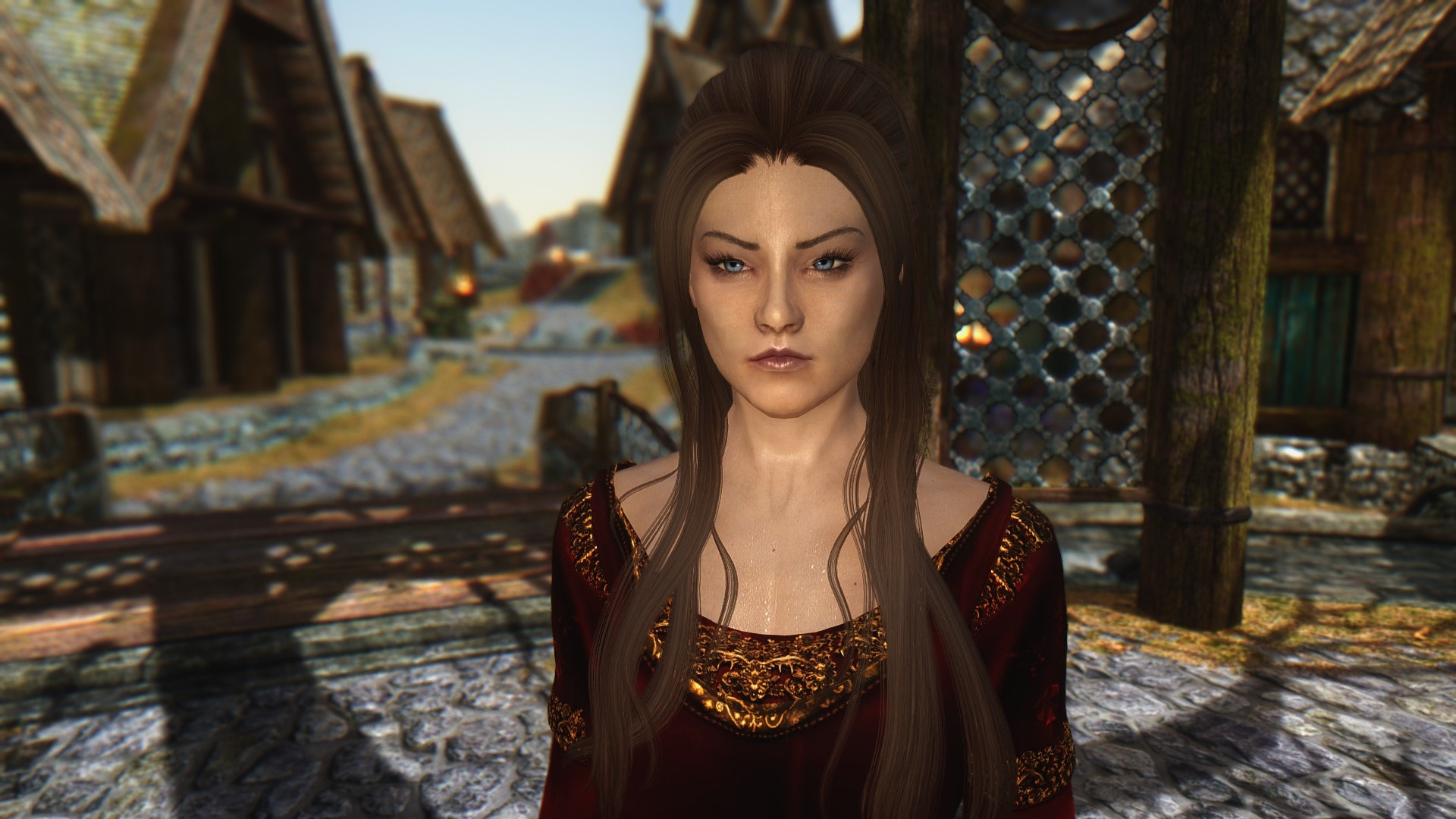 Margaery Tyrell Game of Thrones Preset | Пресет Маргери Тирелл из Игры Престолов