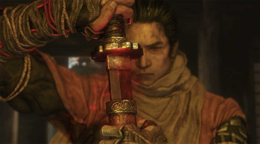 Sekiro's Mortal Blade | Клинок Бессмертных из Sekiro: Shadows Die Twice