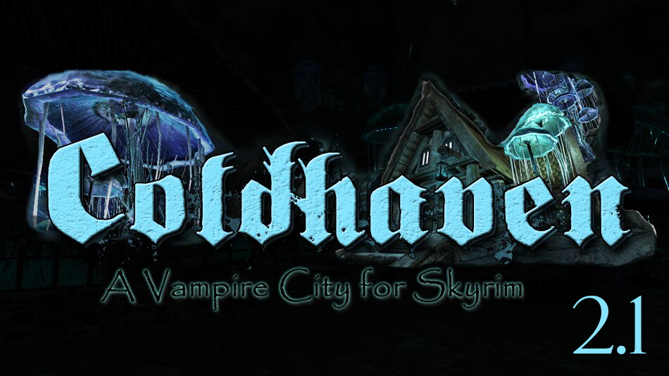 Coldhaven - A Vampire City at Skyrim | Колдхавен - город вампиров в Скайриме
