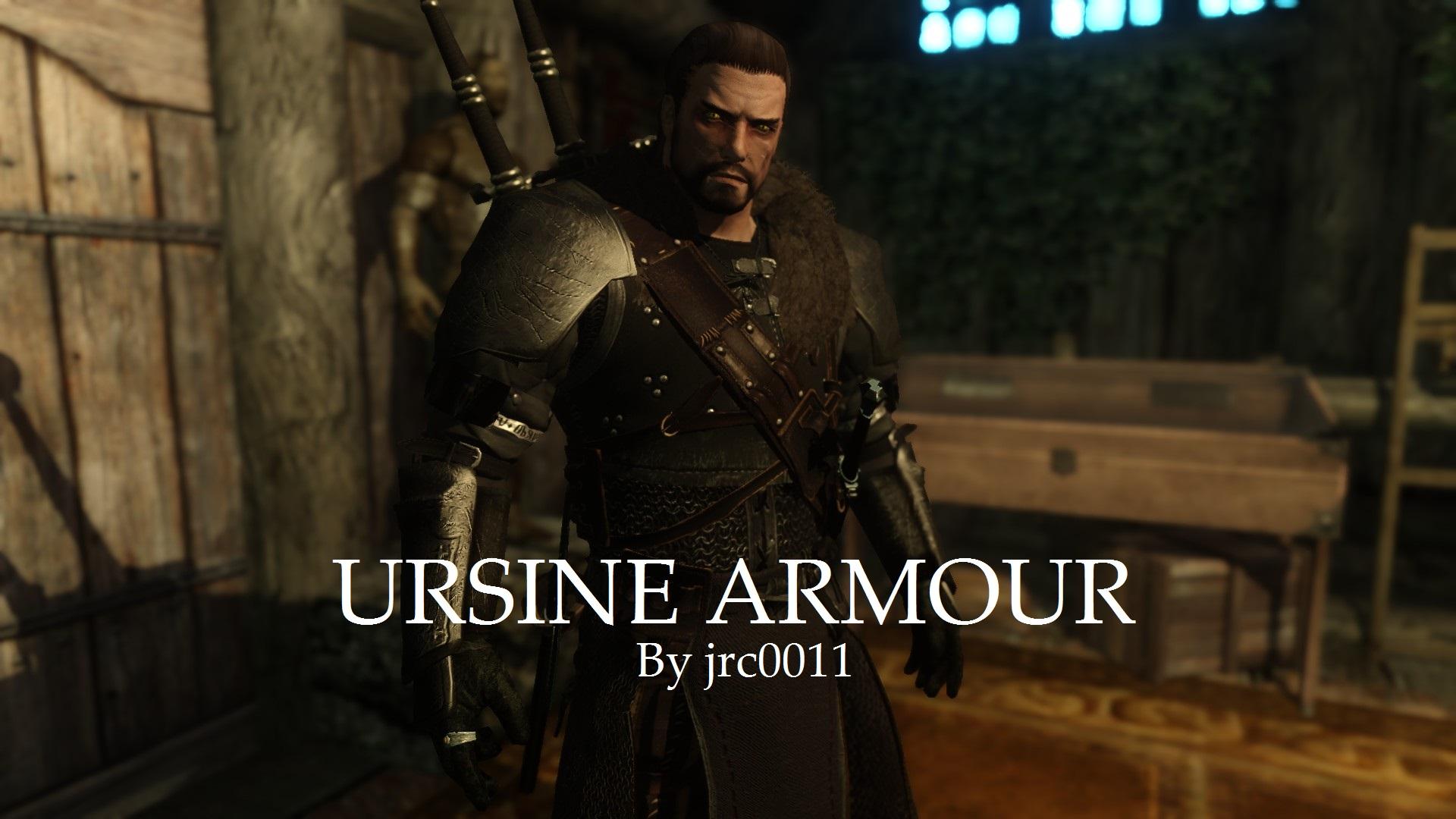 Grandmaster Ursine Armour | Ведьмак 3 - Броня гроссмейстера школы медведя
