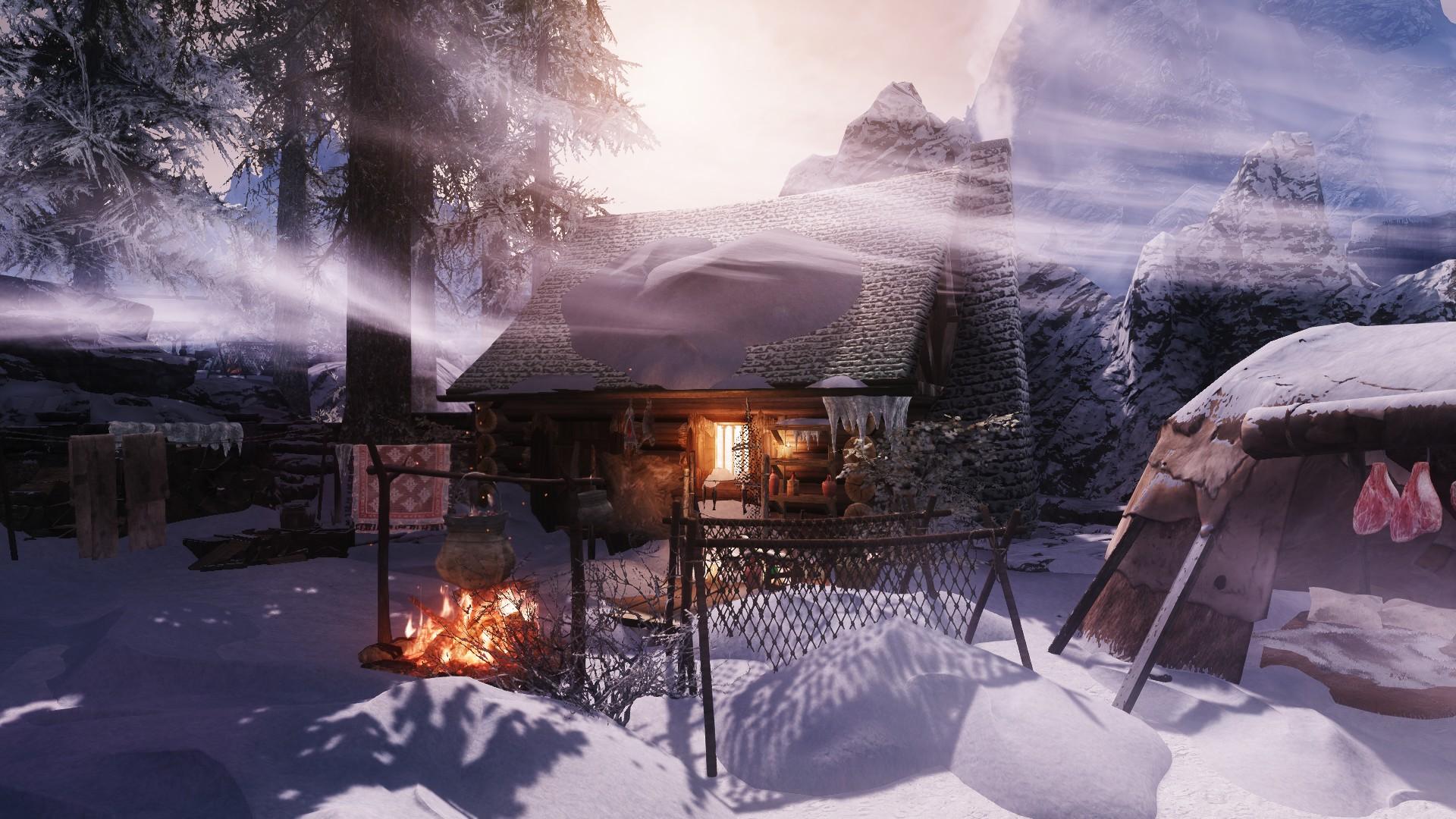 Belleteyn - Snowy Cabin | Беллетэйн - Снежная хижина