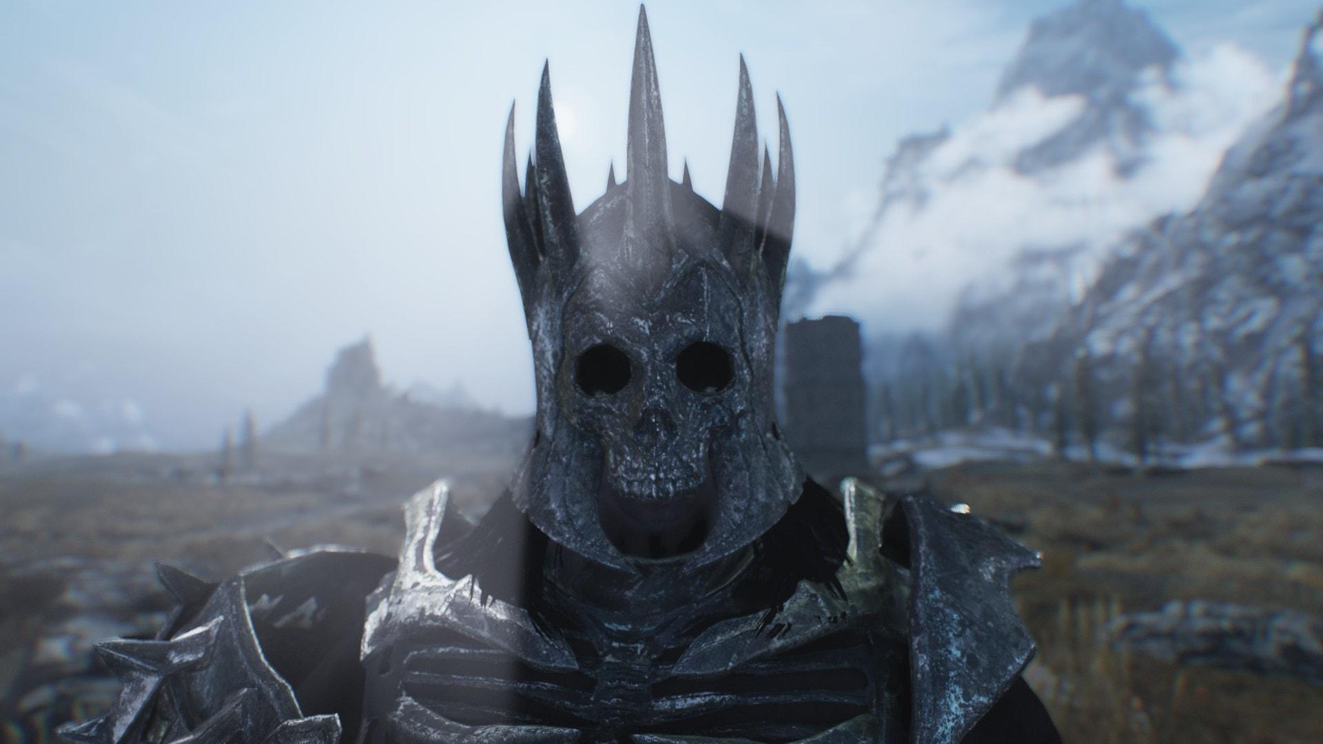 The Witcher 3 Eredin | Ведьмак 3 - Броня, меч и раса Эредина