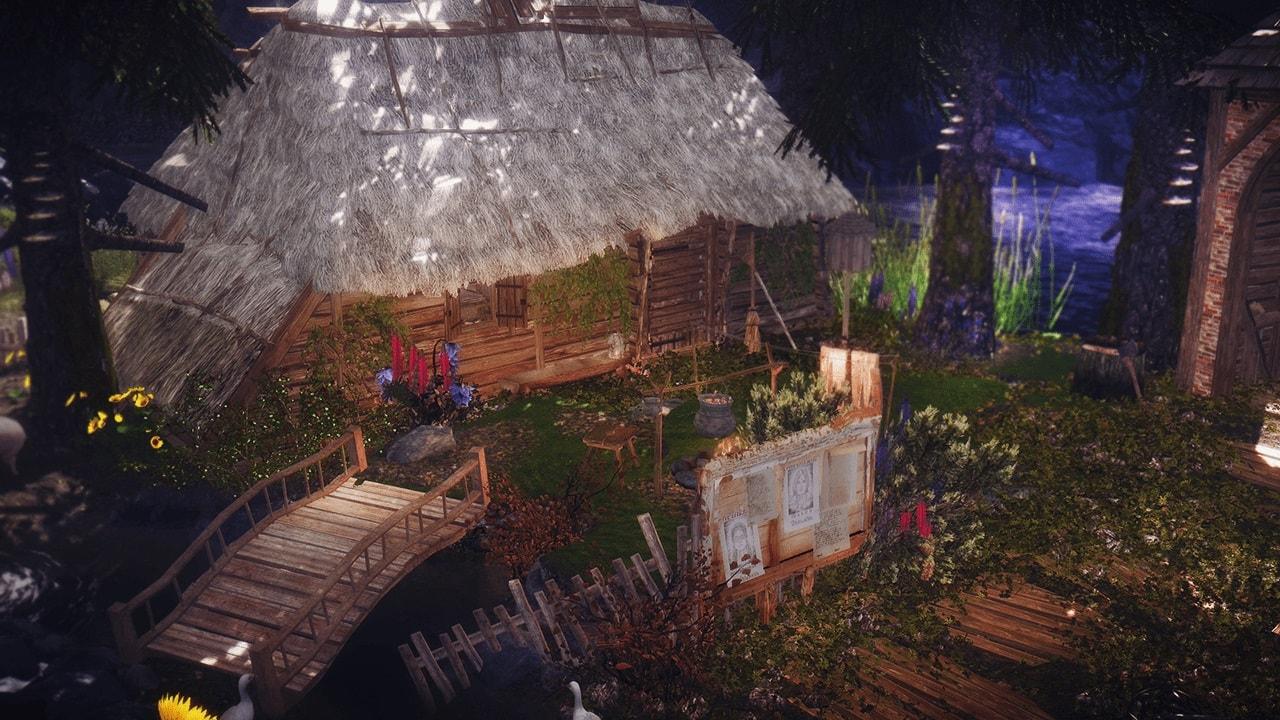 Gwynbleidd - Herbalists Hut | Gwynbleidd - Хижина Травника