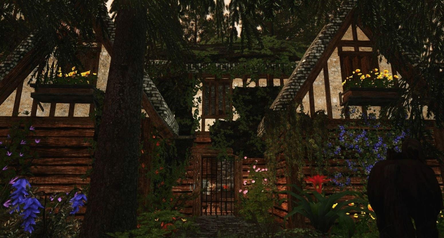 Zireael - A Forest cottage | Зираэль - Лесная хижина
