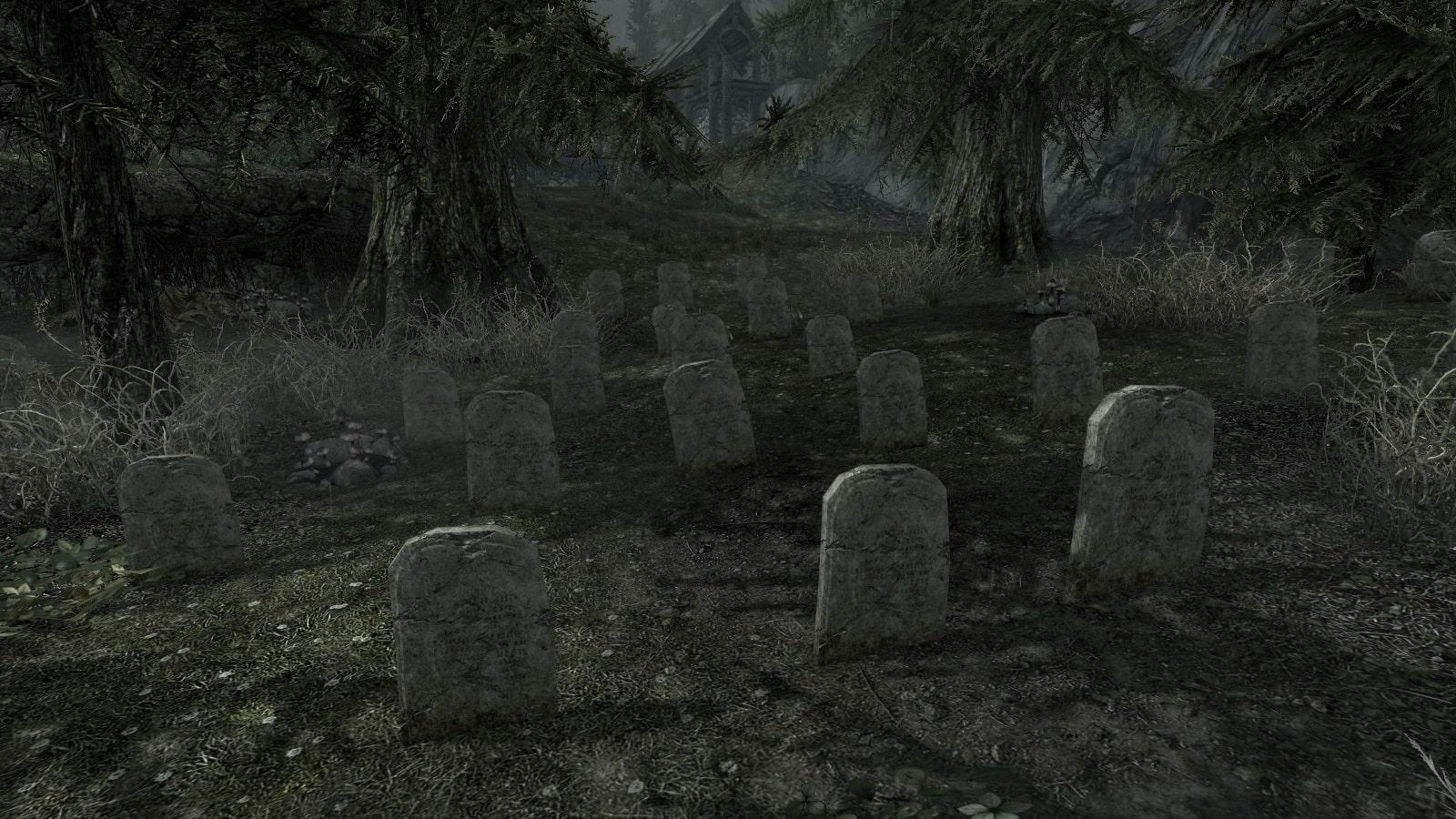 Haunting and Mourning Призраки и Скорбь