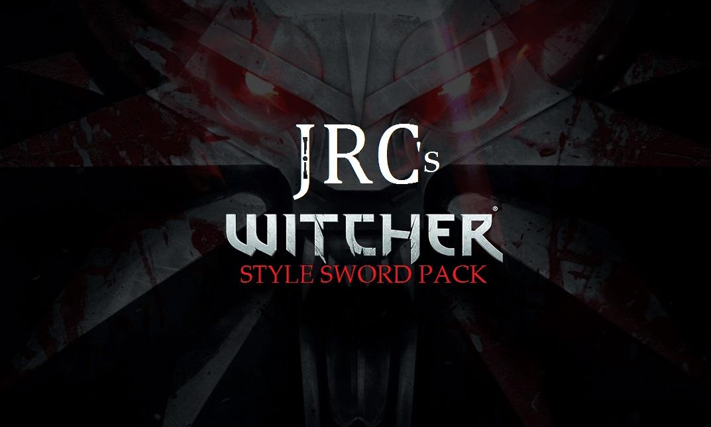 Witcher Style Sword Pack | Пак мечей из вселенной Ведьмака