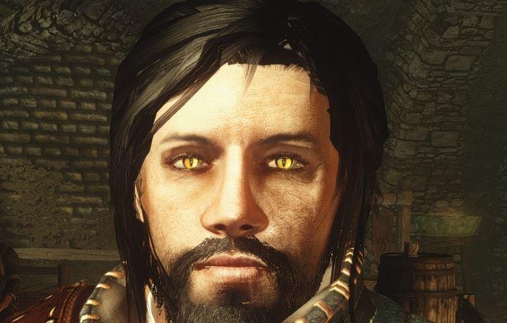 Witcher Geralt HD Eyes | HD глаза Геральта