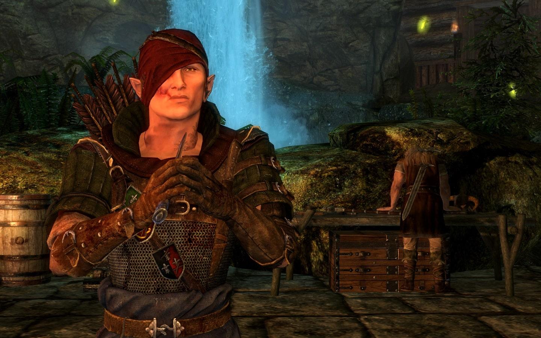 Ultimate Witcher Experience - Followers | Спутники из Ведьмака