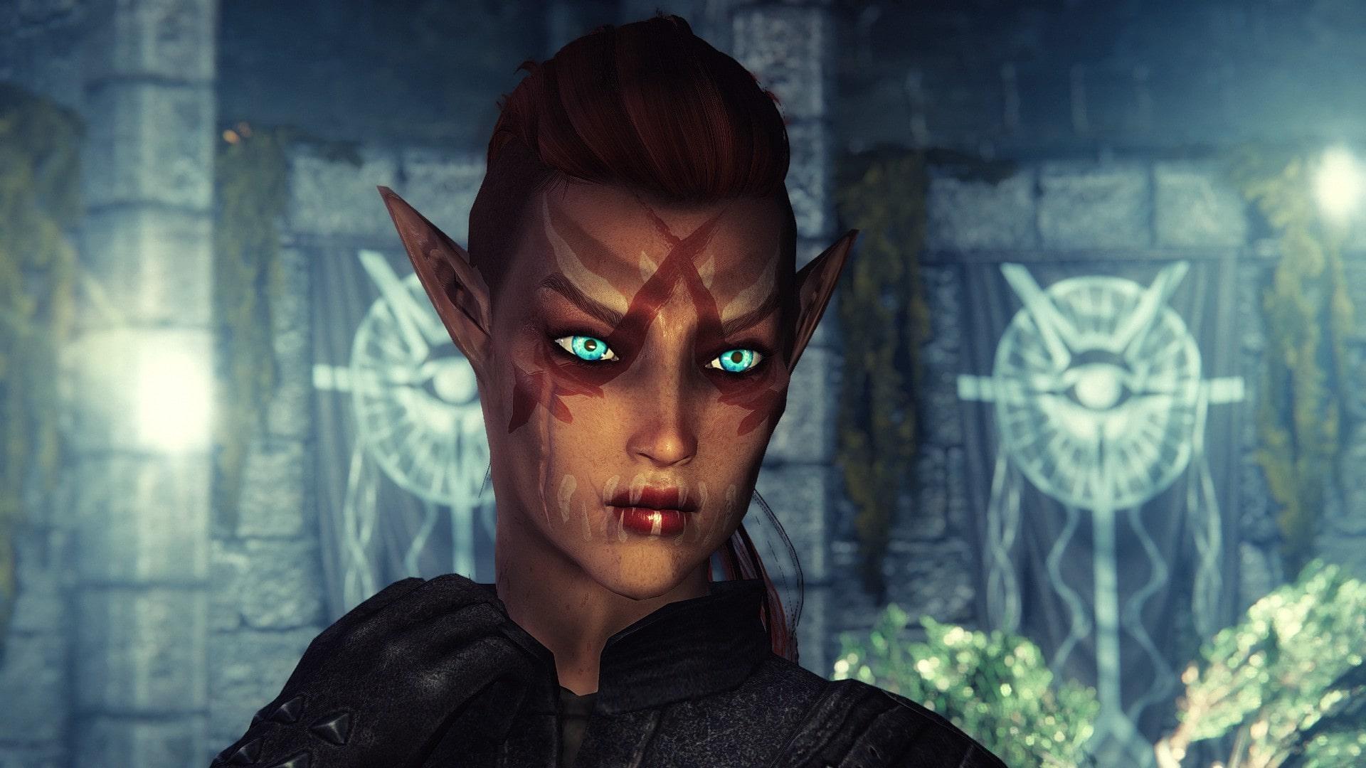 The Witcher 3 Eyes | Глаза из Ведьмака 3