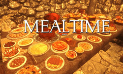 Mealtime - a Food and Recipe Mod | Время обеда - мод на еду и рецепты