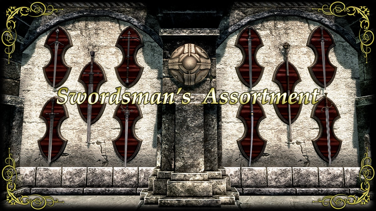 Swordsmans Assortment