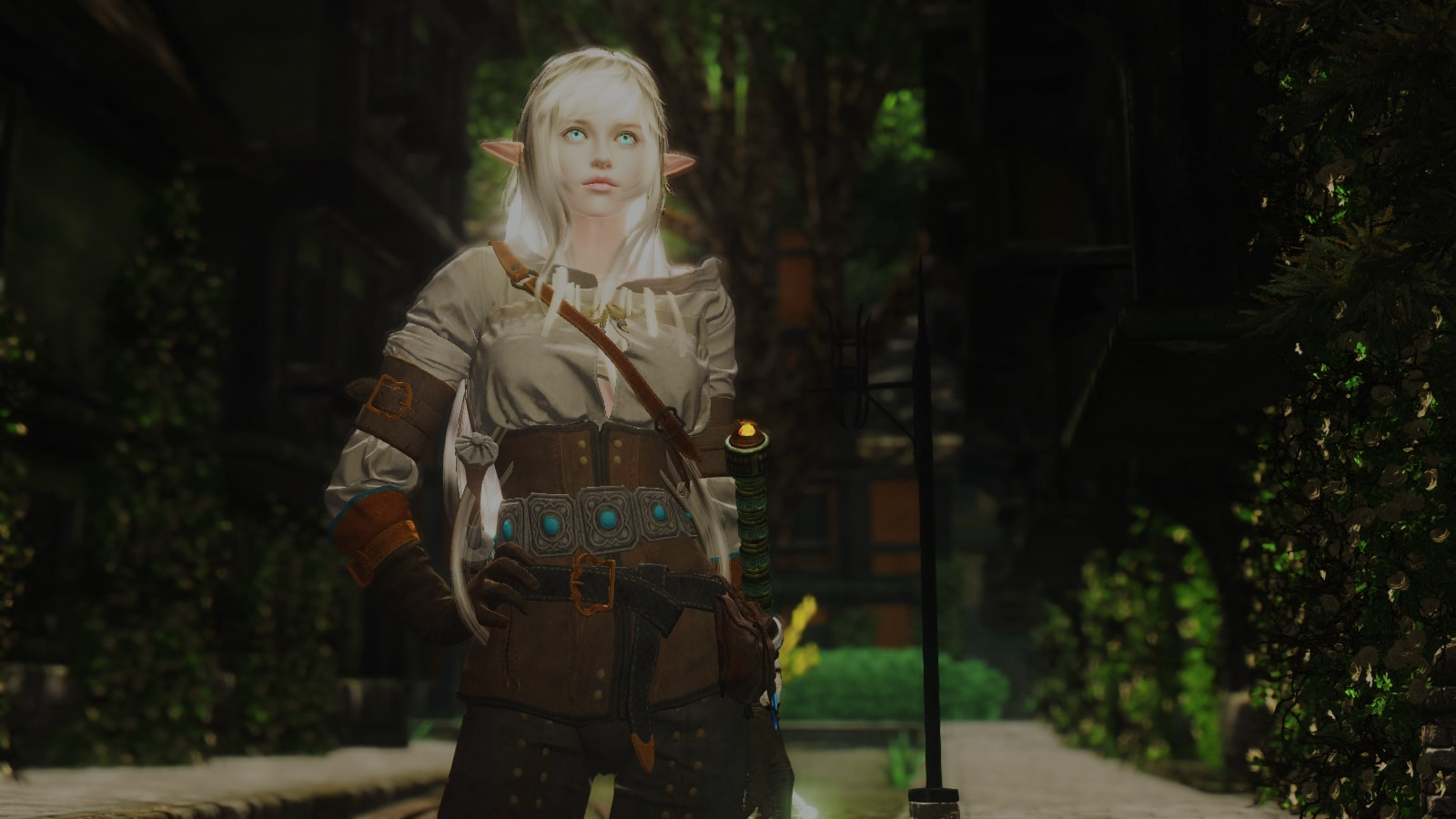 Witcher Ciri Outfit | Броня Цири из Ведьмака