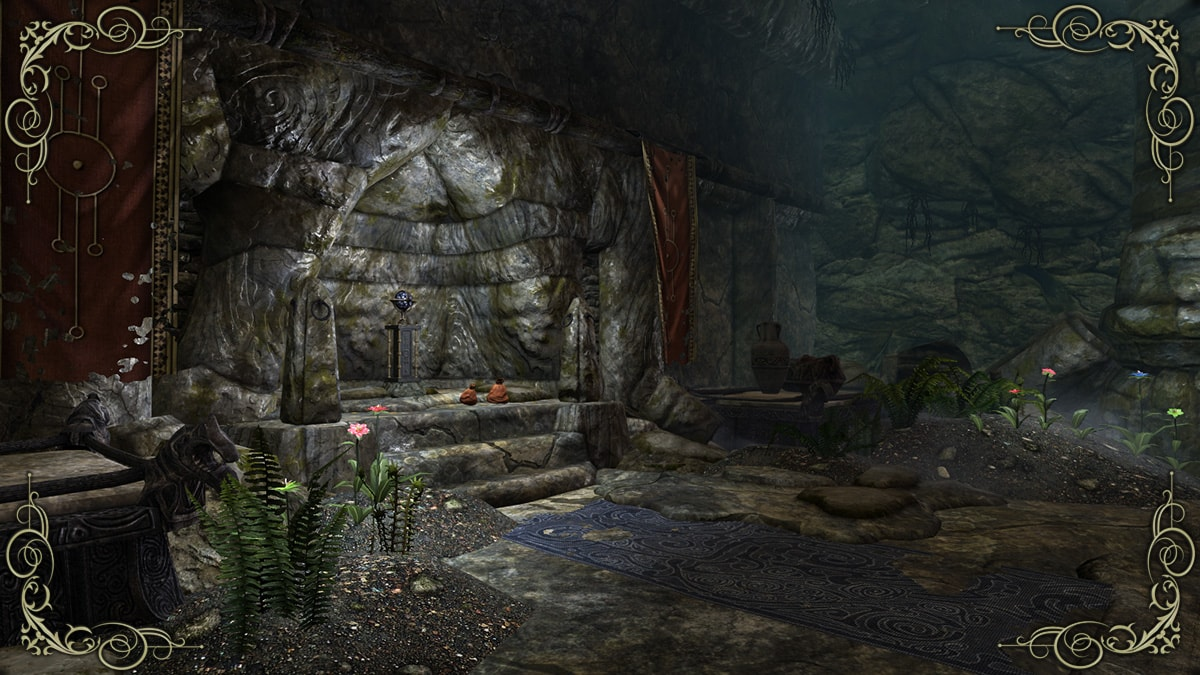 Forgotten Shrine of Magnus