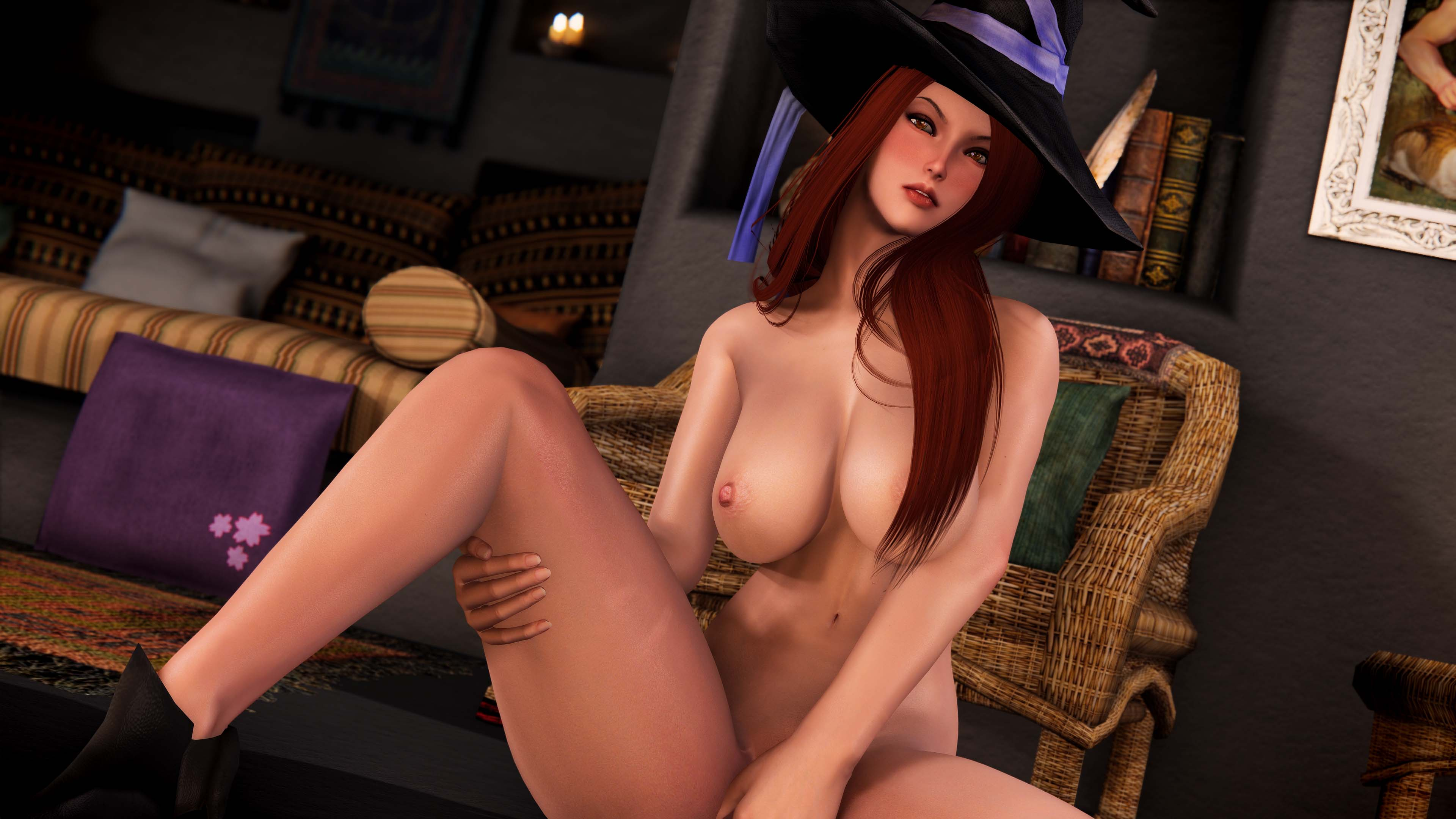 the sorceress dragons crown skyrim