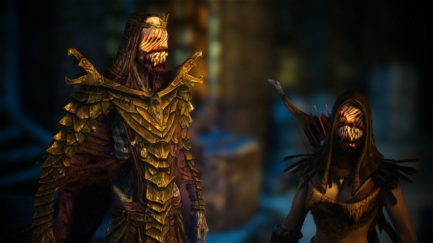 Unique Dragon Priest Masks skyrim se