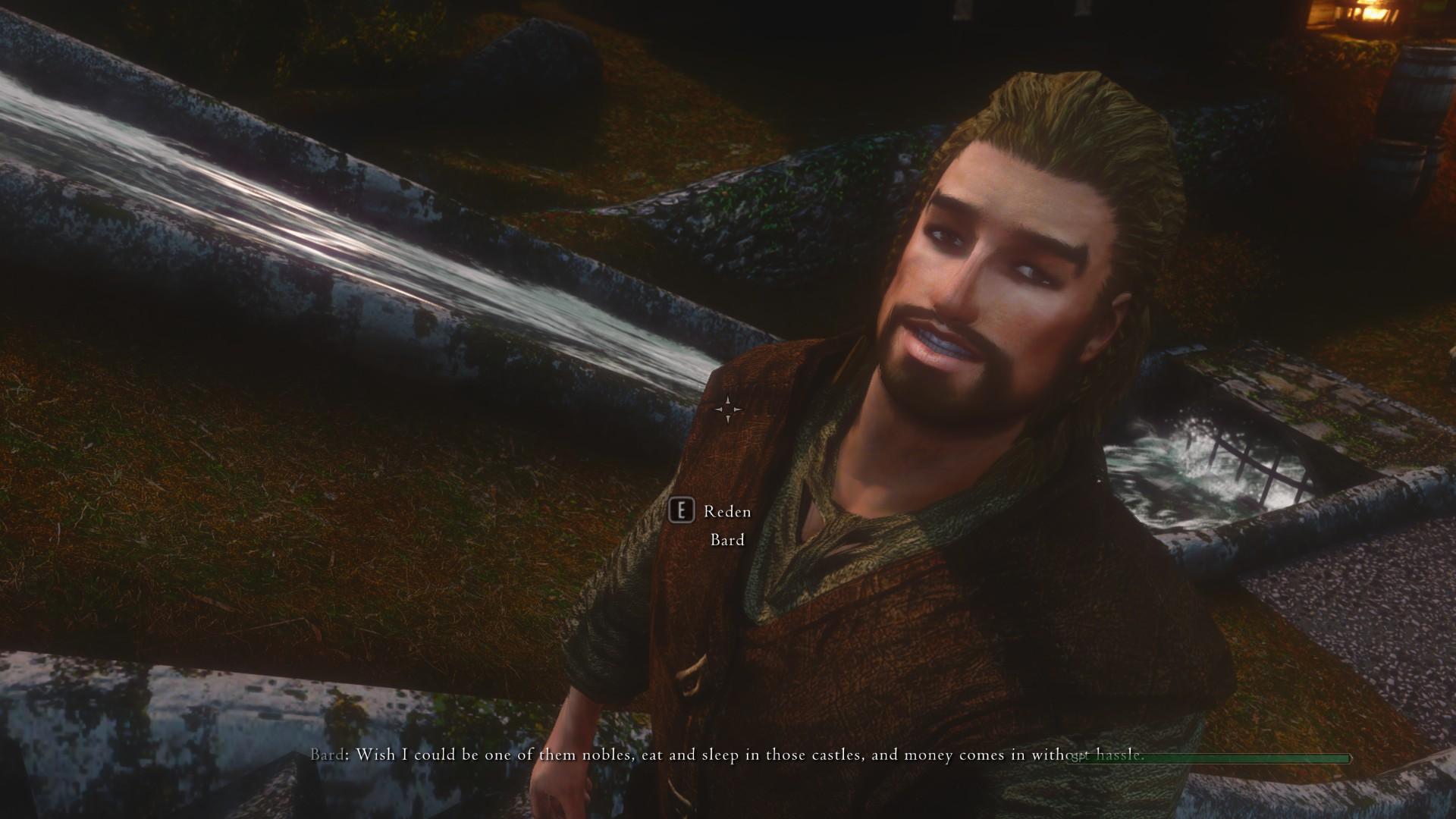 Interesting Generic NPCs Custom Voiced