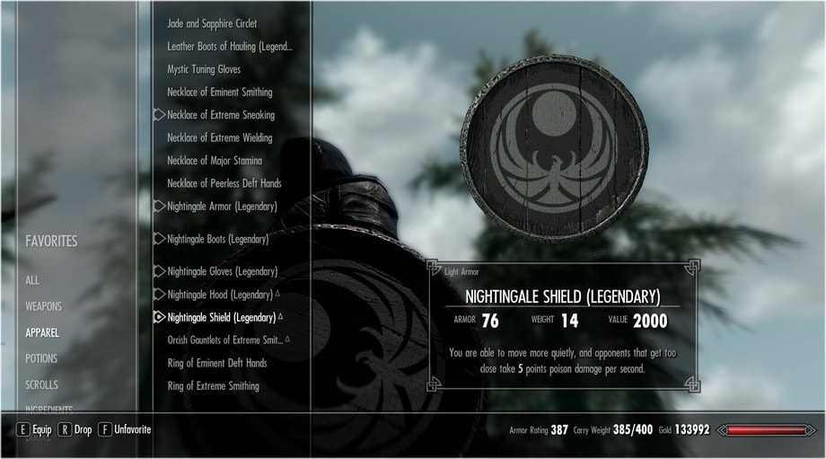 Nightingale Shield
