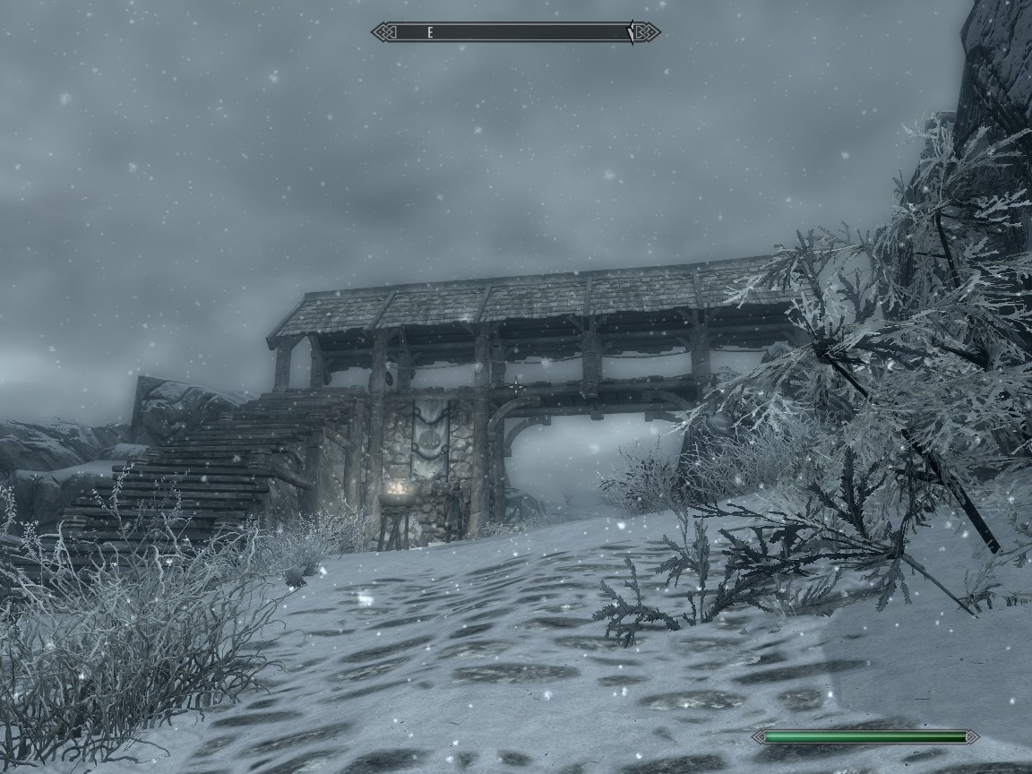 Winterhold Gate